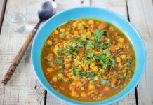 supă marocană