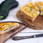 tarta sarata cu zucchini