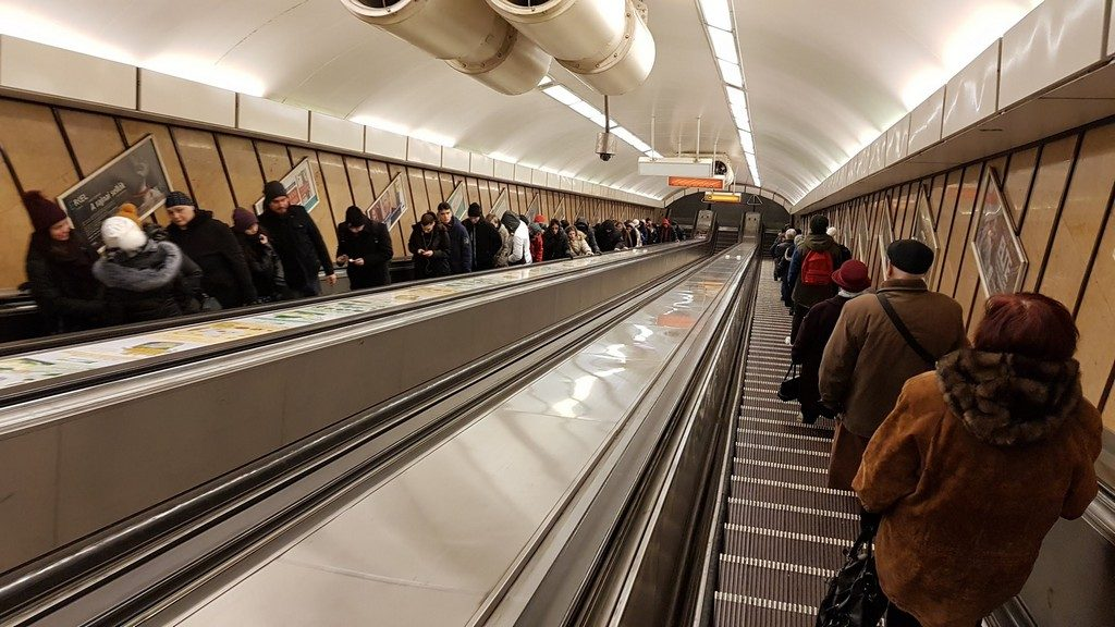 Budapesta - metrou - ciprian muntele