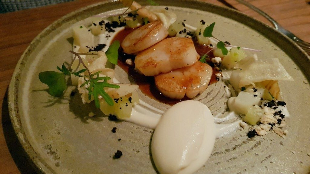 Costes Downtown - Budapesta - Michelin - ciprian muntele