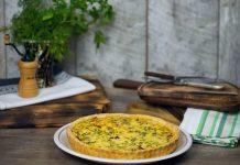 Quiche Lorraine - tarta sarata