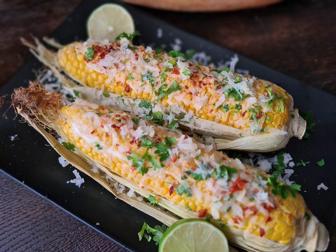 porumb-la-cuptor-mexican-cu-maioneza