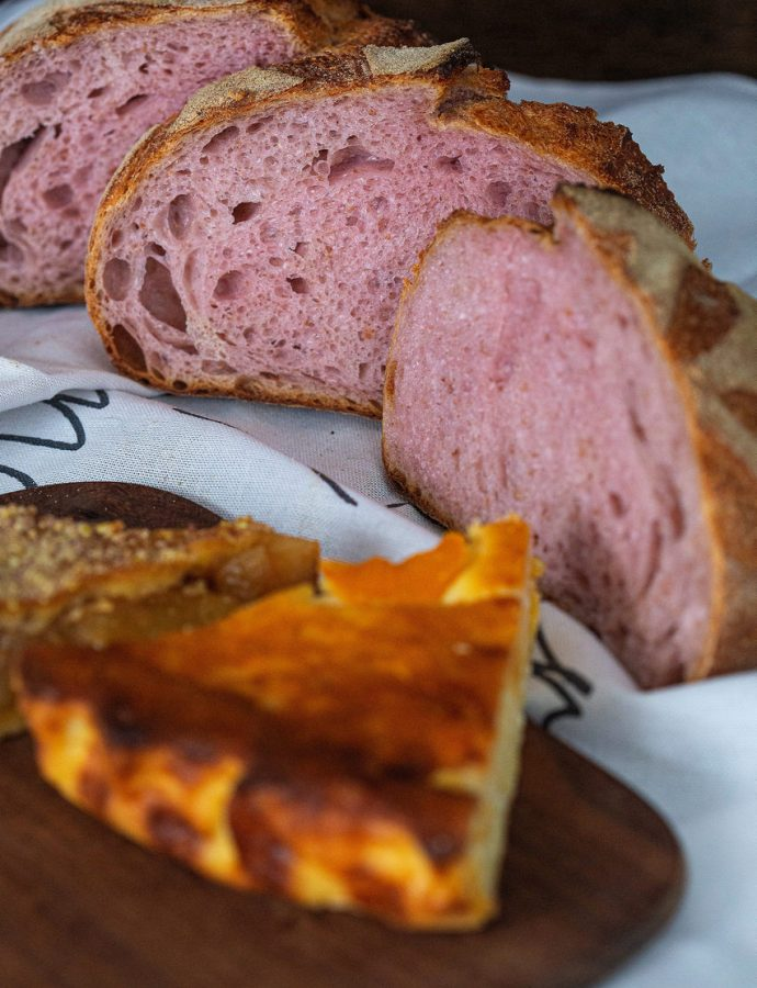 3 recomandări culinare – blid, pâine mov și carte cu supe creme