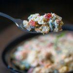 salata-boeuf-cu-mazare-si-maioneza