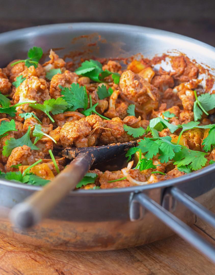 conopida - mancare indiana - tikka masala