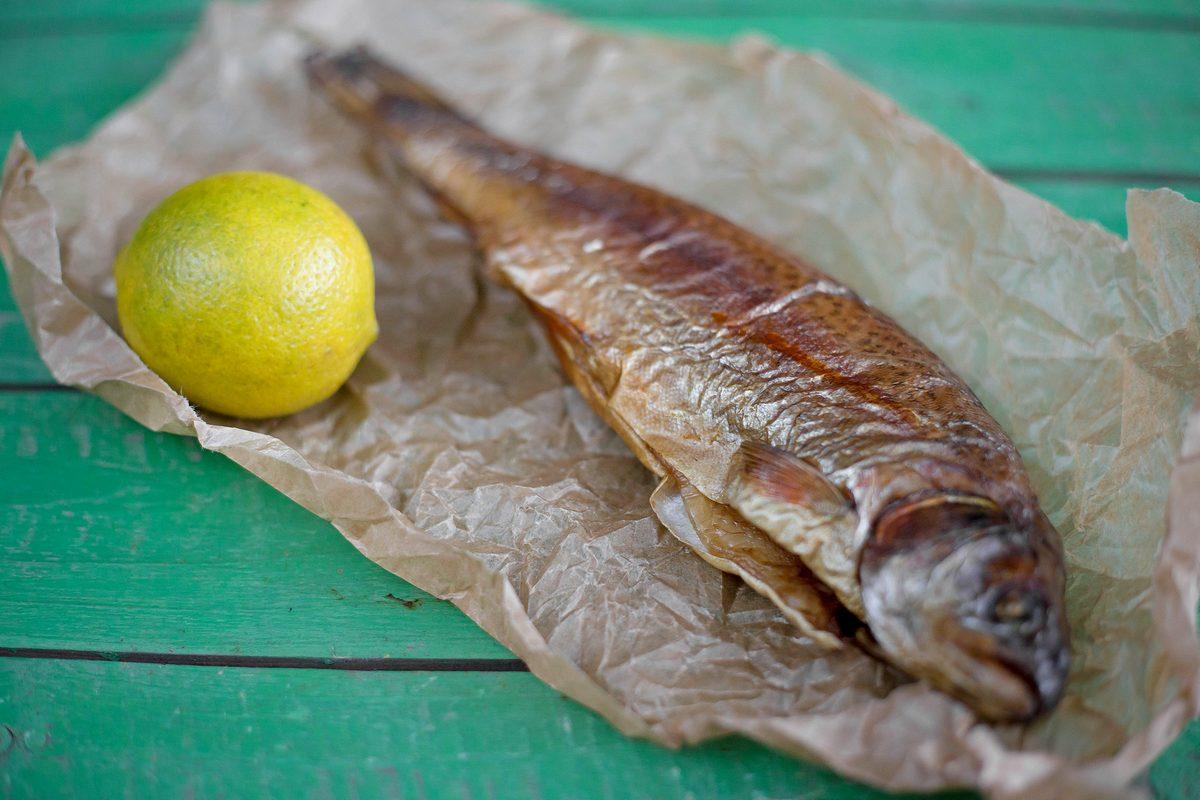 și cu asta, pasta. de pește