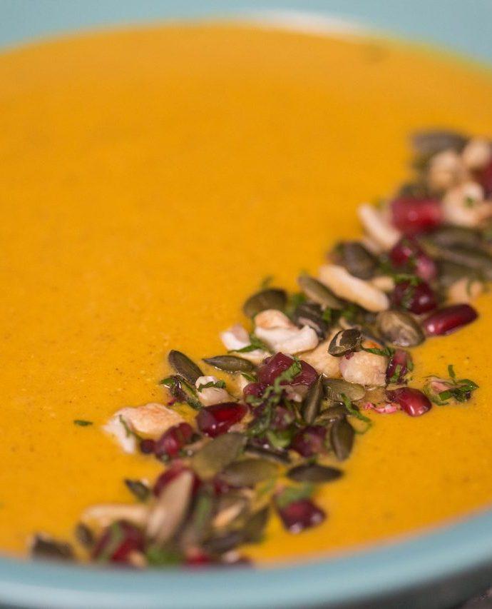 supă cremă de dovleac, recolta de toamnă-iarnă-primăvară