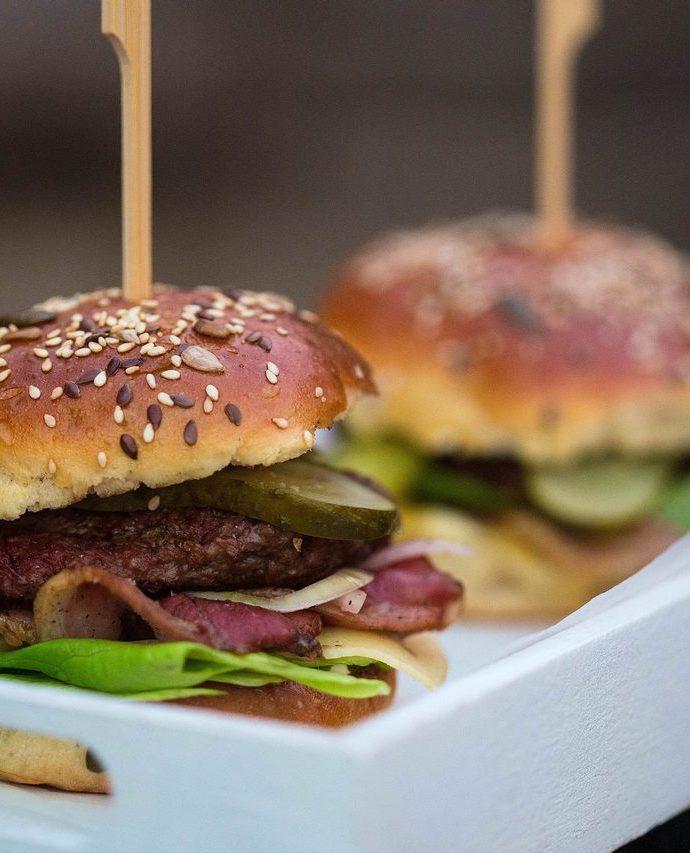 burgeri de vită la grătar, varianta homemade