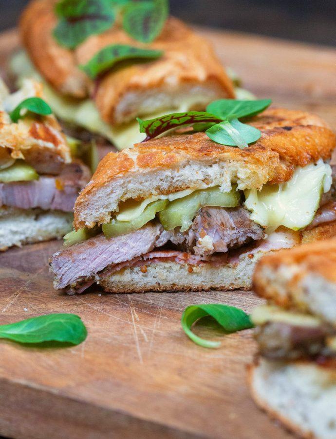 cubano sandwich – din cuba, cu dragoste și porc