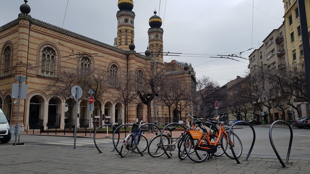 Budapesta - ciprian muntele
