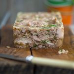 Terină cu porc și anason